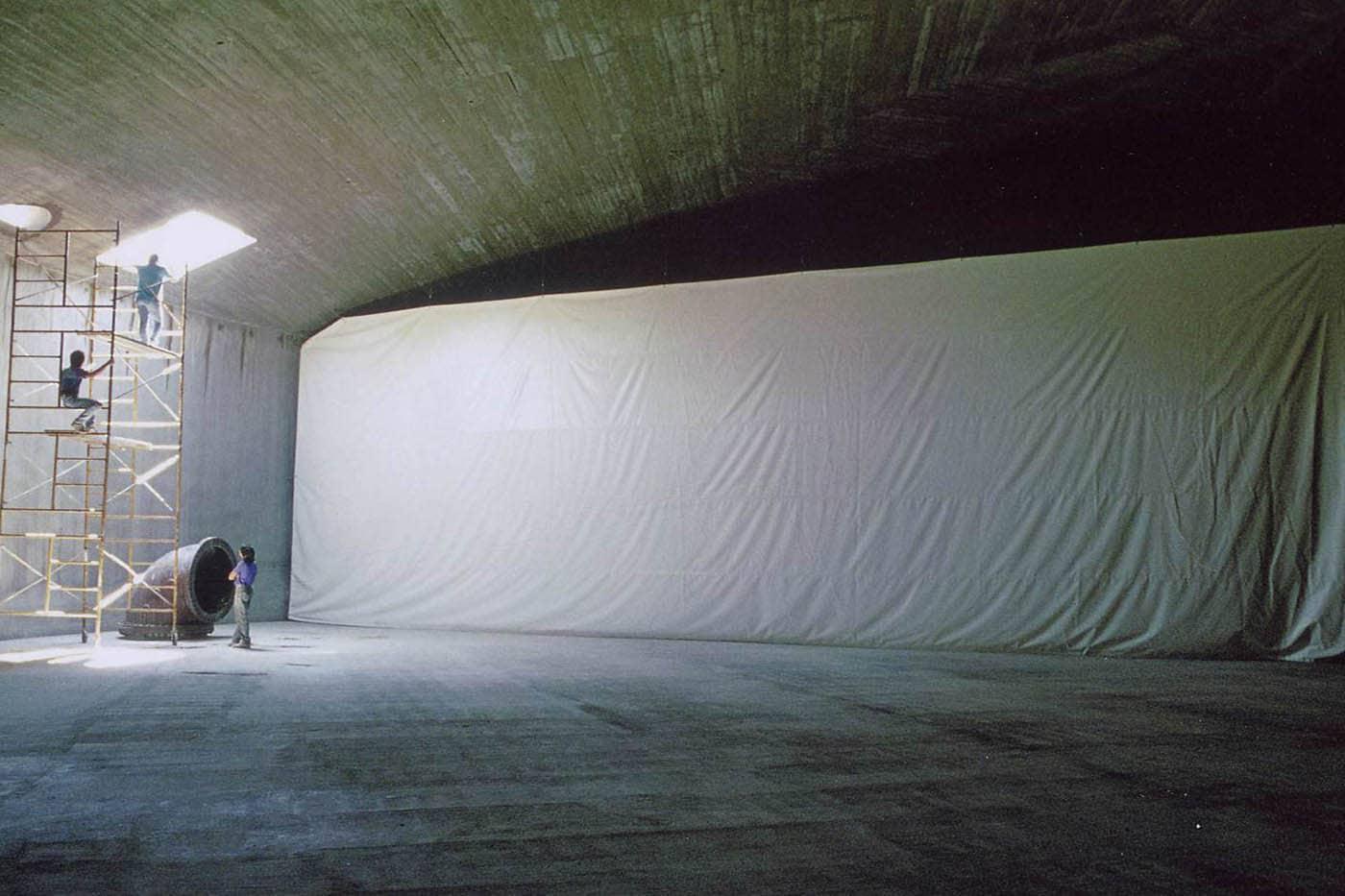 tank floor liners