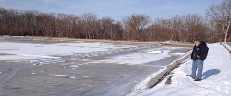 4 Steps That Ensure a Successful Geomembrane Inspection and Maintenance Plan