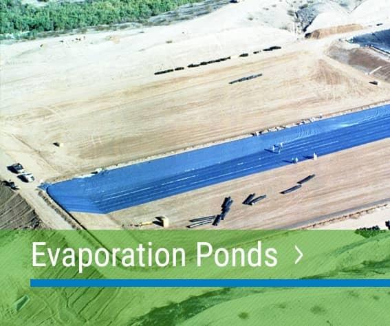 Evaporation Ponds