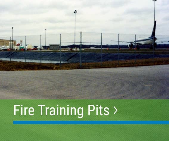Fire Training Pits