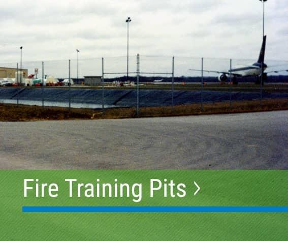Fire Training Pits
