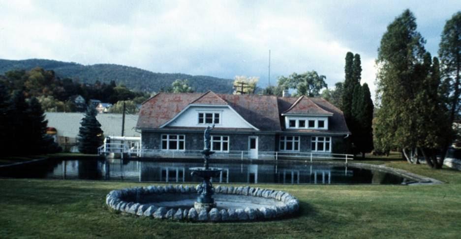Bellefonte Springs Before