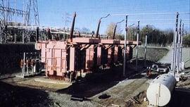 Bonneville Power Administration Secondary Containment