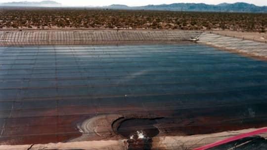 Cypress Copperstone Mine Mining/ Heap Leach Pads