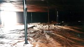 Mobile Oil Corporation Storage Tanks