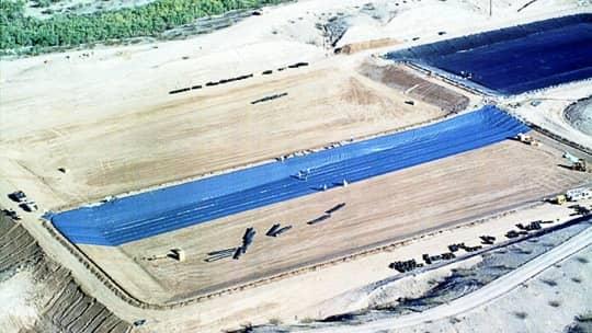 Southern California Natural Gas Impoundment Facility