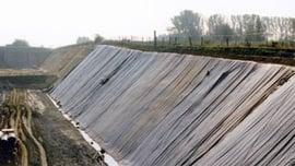 ILVA Landfill Steep Wall Liner