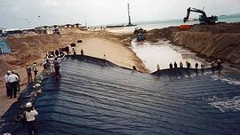 Singapore Landfill | Installed in 1999