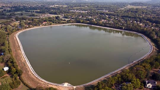Franklin Tennessee Water Treatment Plant