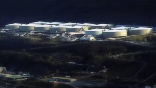Valdez Marine Terminal Secondary Containment