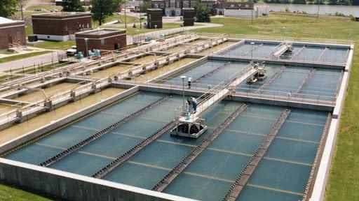 Whitaker Water Treatment Plant