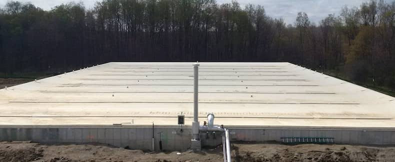 Durable Geomembrane System Allows Cheesemaker to Reclaim Wastewater