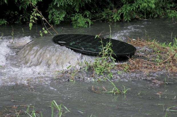sanitary sewer overflow