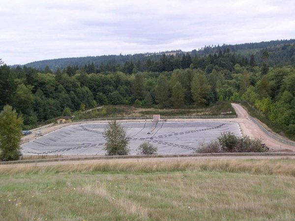 geomembrane floating covers