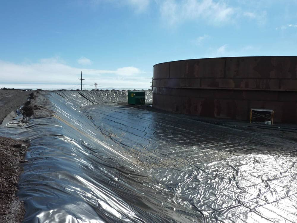 geomembranes for secondary containment
