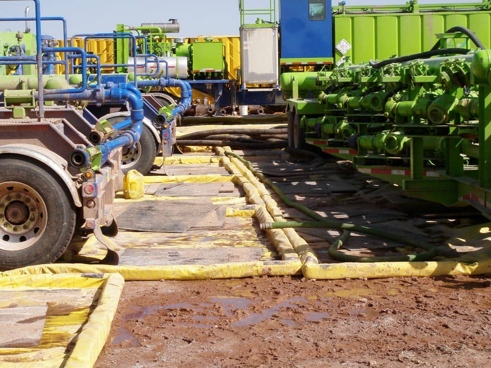 geomembranes for spill containment