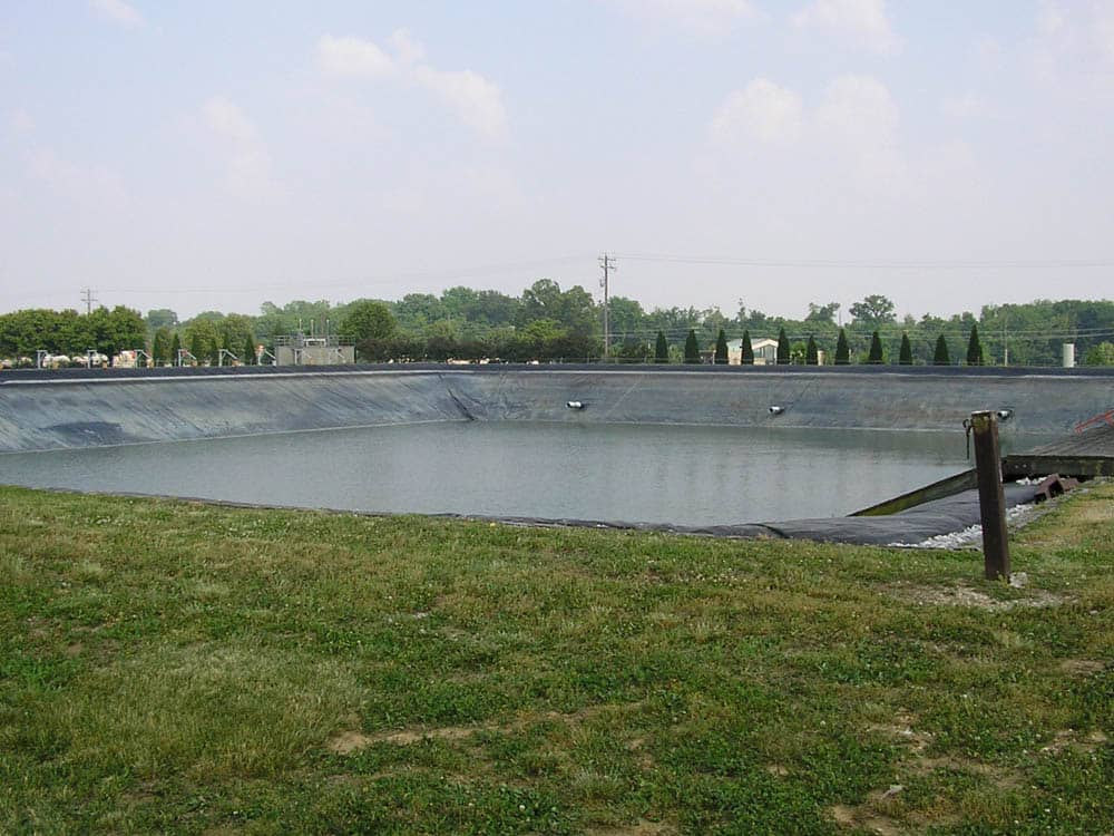 henderson ky wastewater impoundment liner