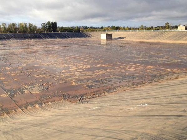 impermeable geomembrane