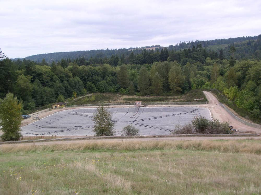 landfill geotextiles