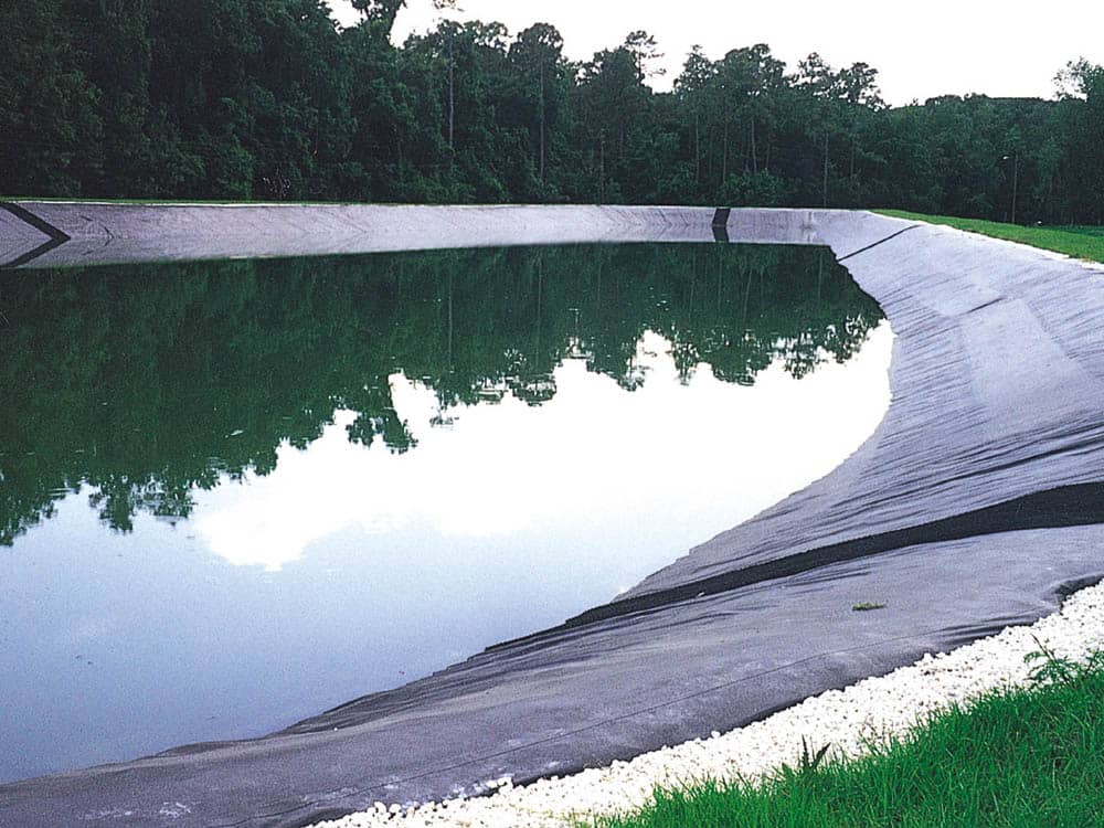 liners for stormwater ponds