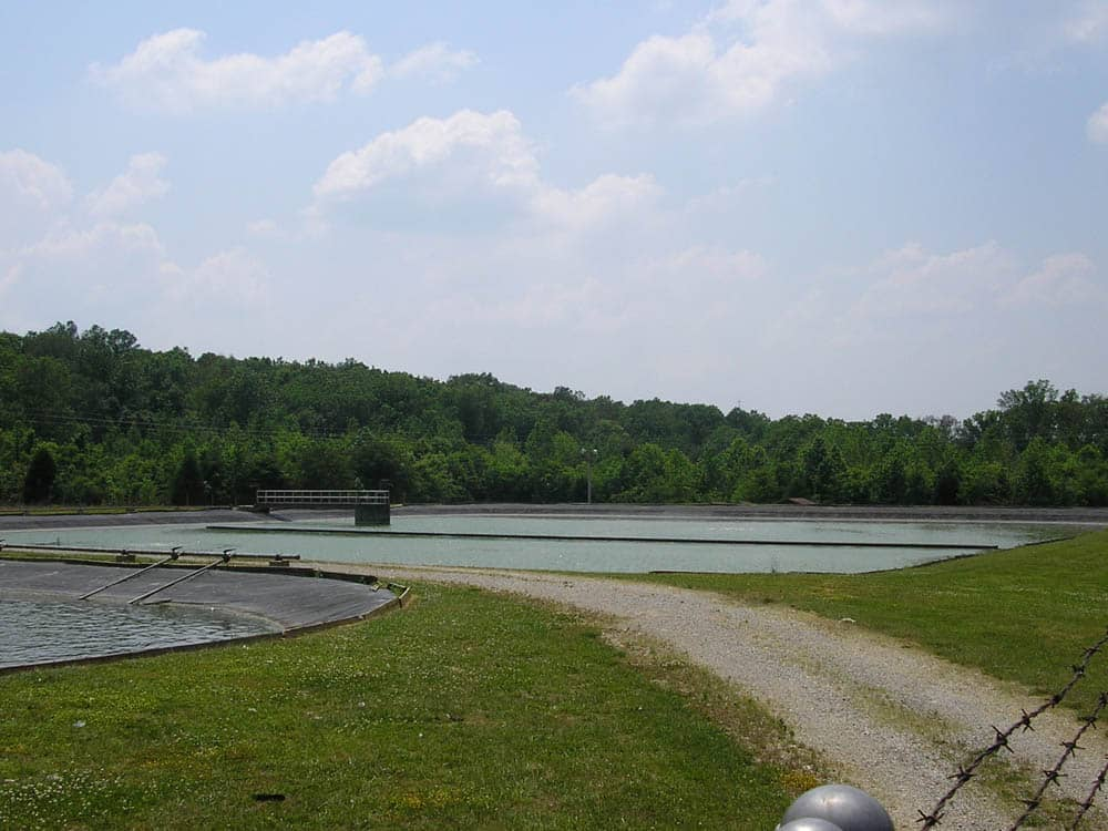mammoth cave wastewater liner