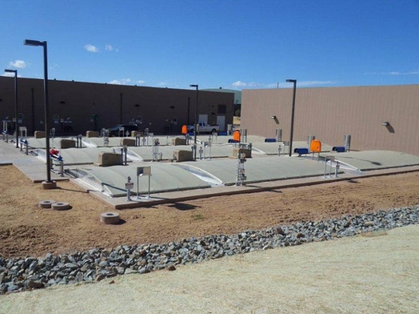 Potable Water Tank Liners in Sante Fe