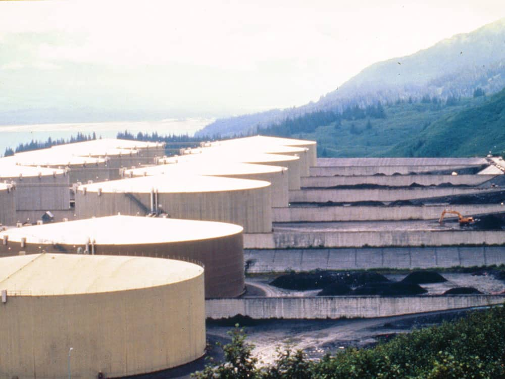 Secondary Containment Tank Liners
