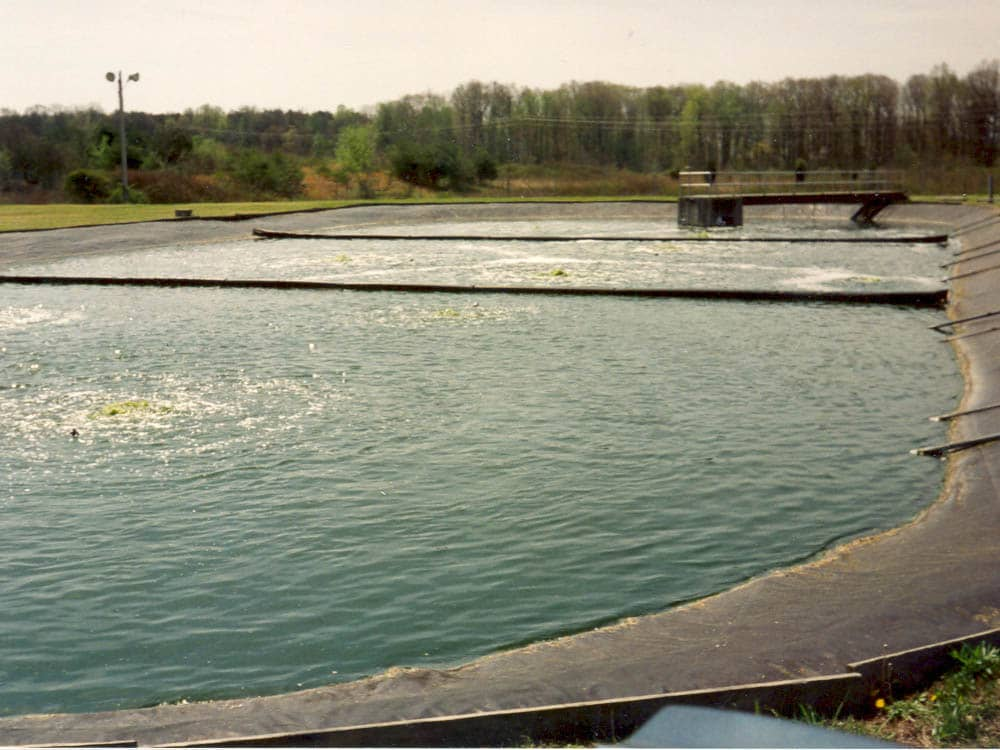 Process Wastewater Stabilization Liner