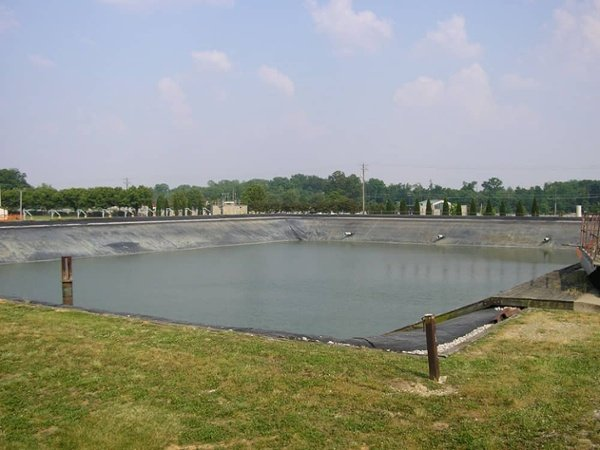 stormwater impoundment liner