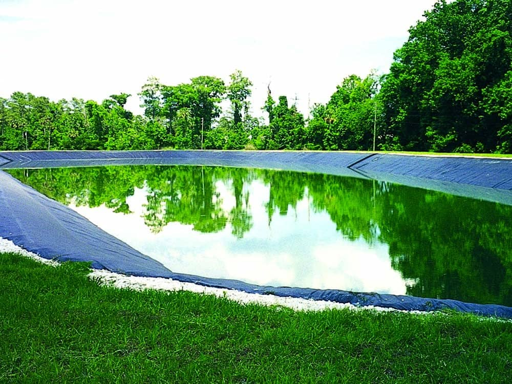 XR-3 Geomembrane Wastewater Pond Liner