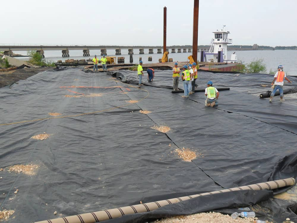 decontamination station liners