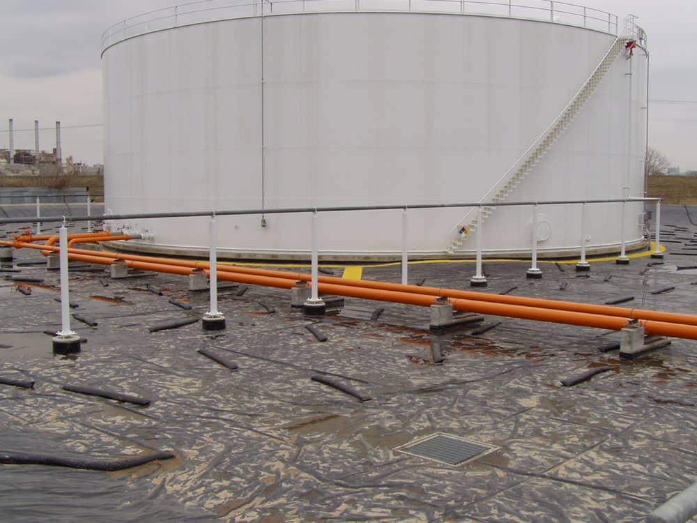 fuel pad liner