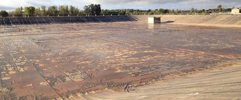 City of Tulsa Haikey Creek WW Overflow Pond