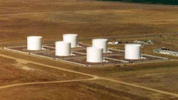 jet fuel containment liners
